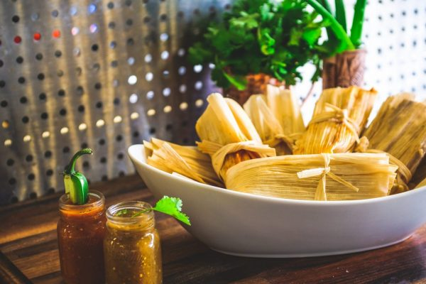 El Taptio Food Truck Tamales